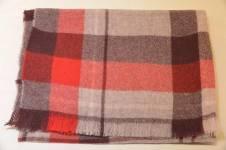 Henry Cotton's kaulaliina, punainen-ruskea-harmaa