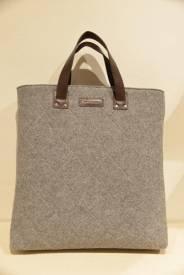 Henry Cotton's Naisten laukku, harmaa