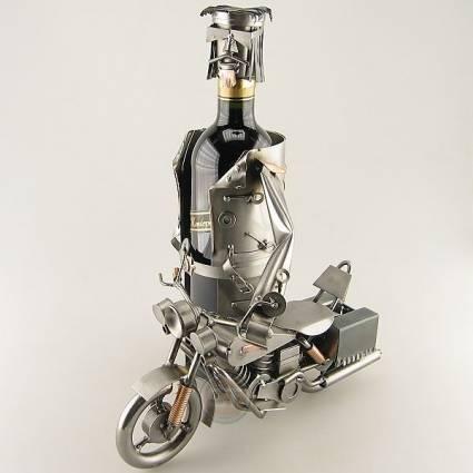 Steelman pulloteline, Moottoripyörä