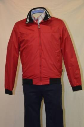 Sebago takki, Koko: S, Väri: punainen