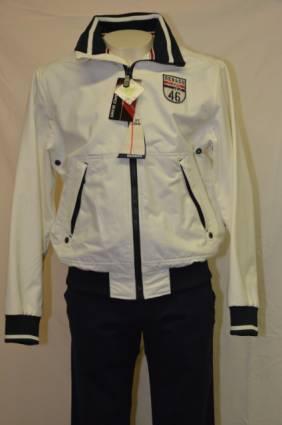 Sebago takki, Koko: M, Väri: valkoinen