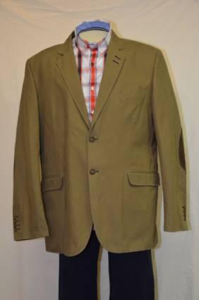 Sebago pikkutakki Cotton Dress Jacket, Koko: XXL, Väri: ruskea