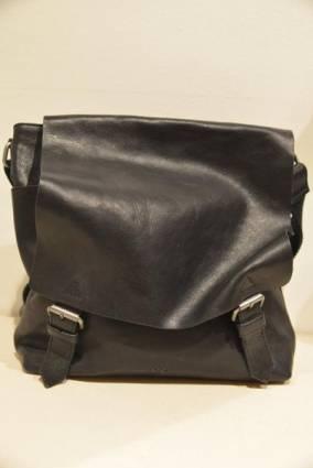 Saddler Bohlin laukku, black