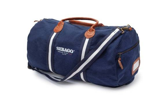 Sebago Canvas Roll Bag, Koko: M