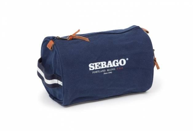 Sebago Outwashed Canvas Washbag saniteettilaukku