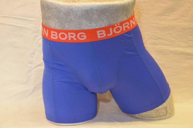 Björn Borg alushousut Solid Polyamide
