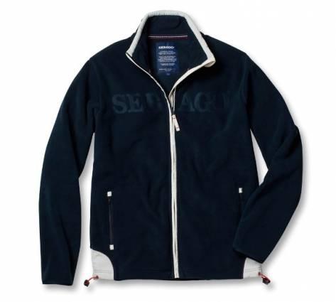 Sebago fleece Embossed Fleece Jacket