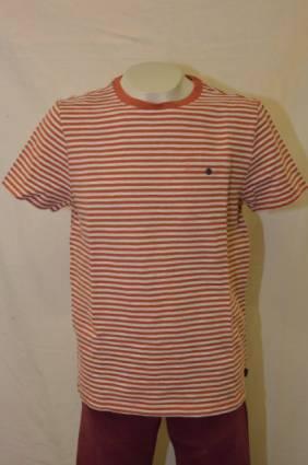 Musto t-paita Ben Fine Stripe Tee