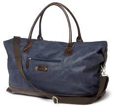 Sebago laukku Canvas Duffle Bag Big, Väri: sininen, Koko: 50 x 38 x 22 cm.