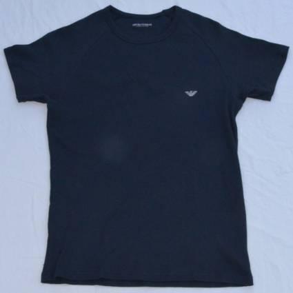 Emporio Armani t-paita Girocollo, Koko: M, Väri: navy