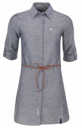 Pelle P mekko Linen Shirt Dress