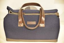Henry Cotton's Weekend Bag laukku, tumman sininen