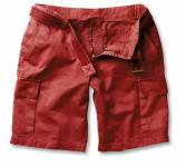Sebago shortsit Outwashed Belt Shorts