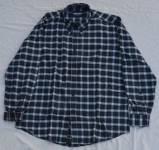 Sebago paita Danville Check, Koko: XXL, Väri: navy/valkoinen