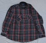 Sebago paita Monroe Check, Koko: XXL, Väri: navy/punainen/oranssi